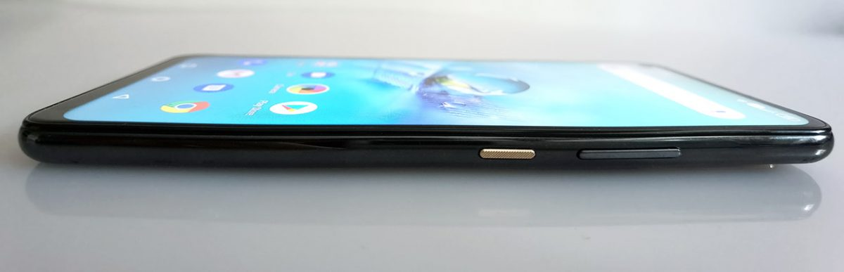 Allview Soul X7 Pro - rama metalică, butoane ce dau un feedback plăcut, premium