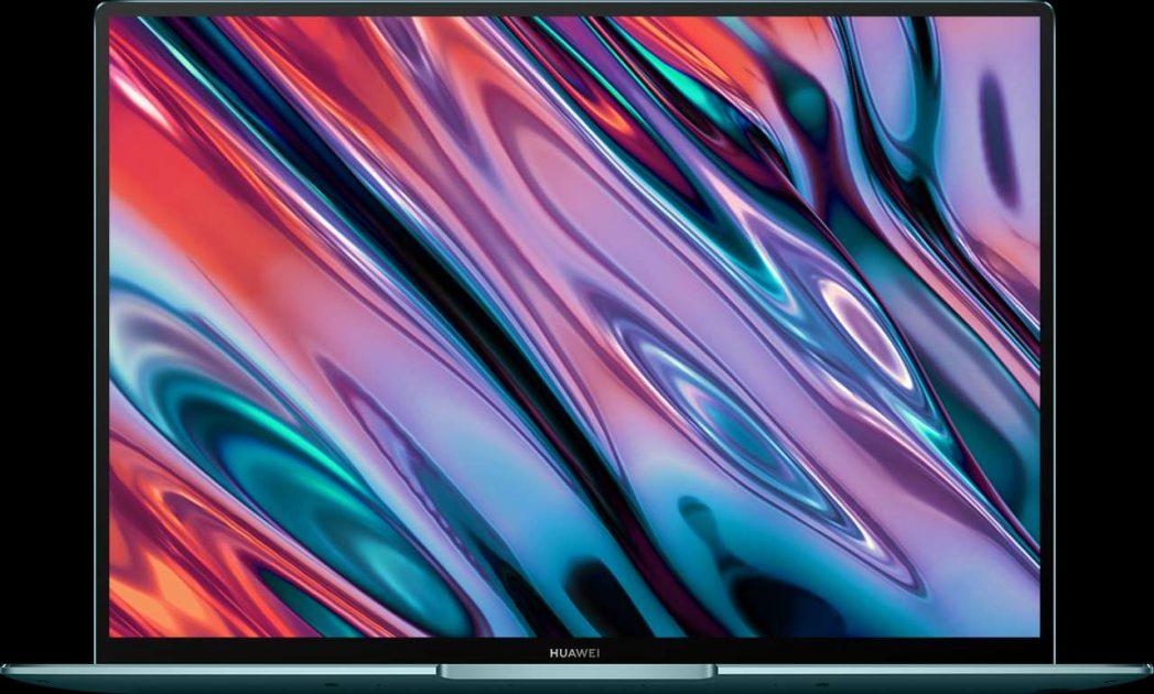 HUAWEI MateBook X Pro 2020 - raport ecran / carcasă 91%!