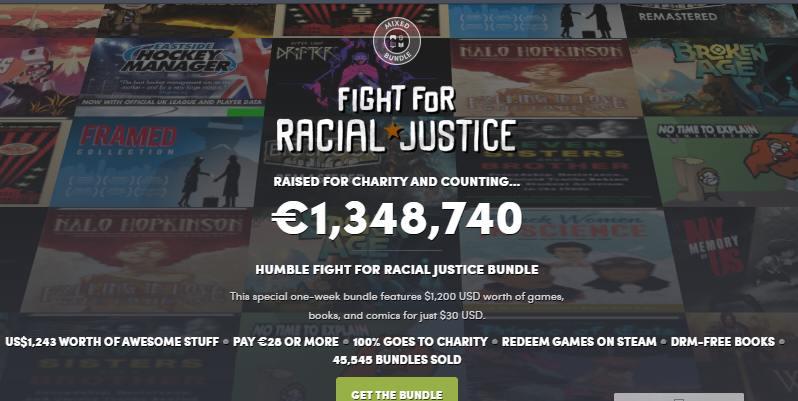 humble racial justice bundle