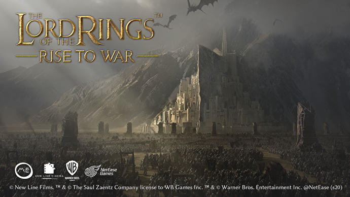 lotr rise to war