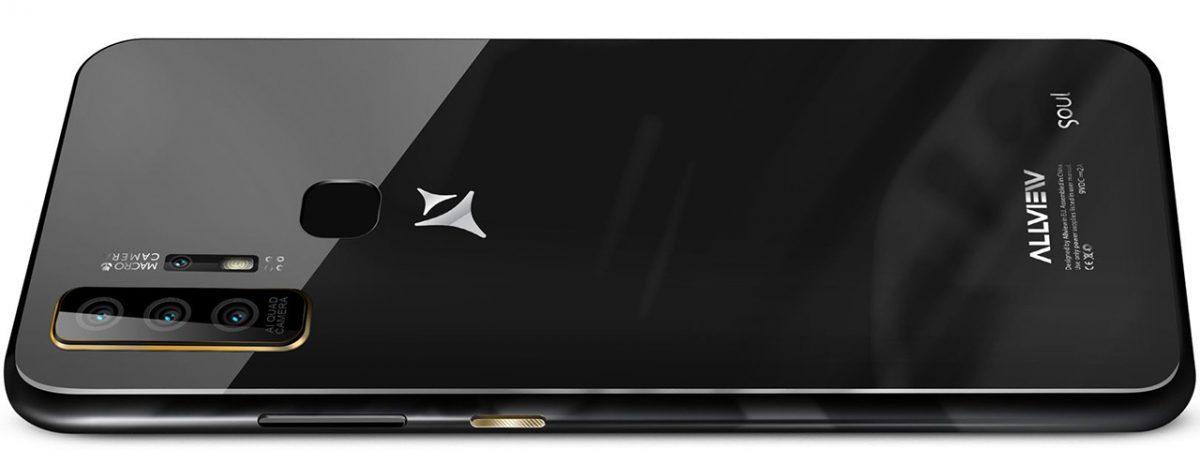 Allview Soul X7 Pro - spate Gorilla Glass