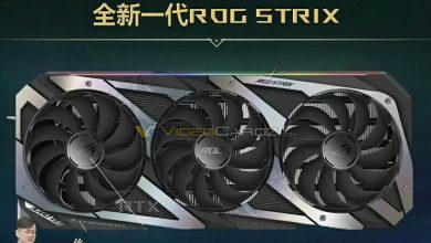 Photo of ROG Strix RTX 3080 Ti este prima placa custom bazata pe noul chip Ampere