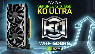 Photo of EVGA lanseaza GeForce GTX 1650 KO Ultra cu memorie GDDR6 si Turing NVENC