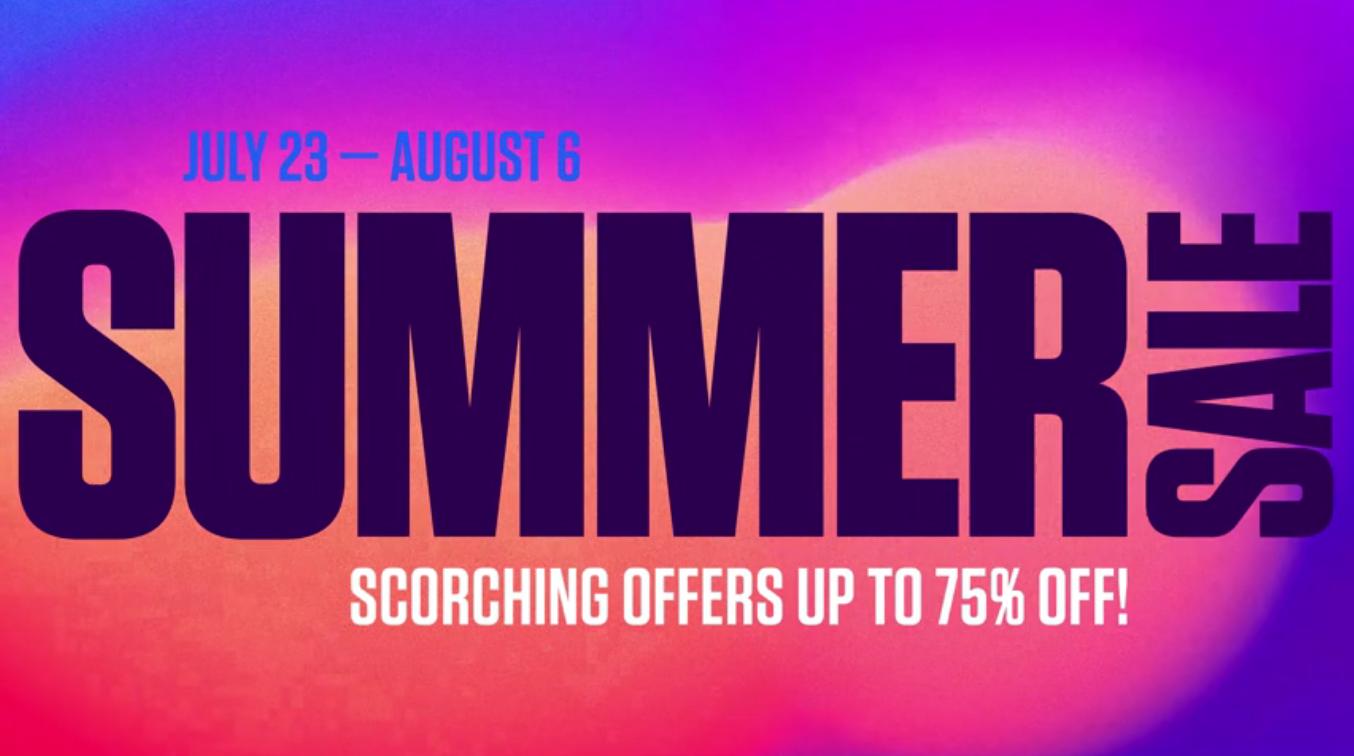 Epic Summer Sale 2020