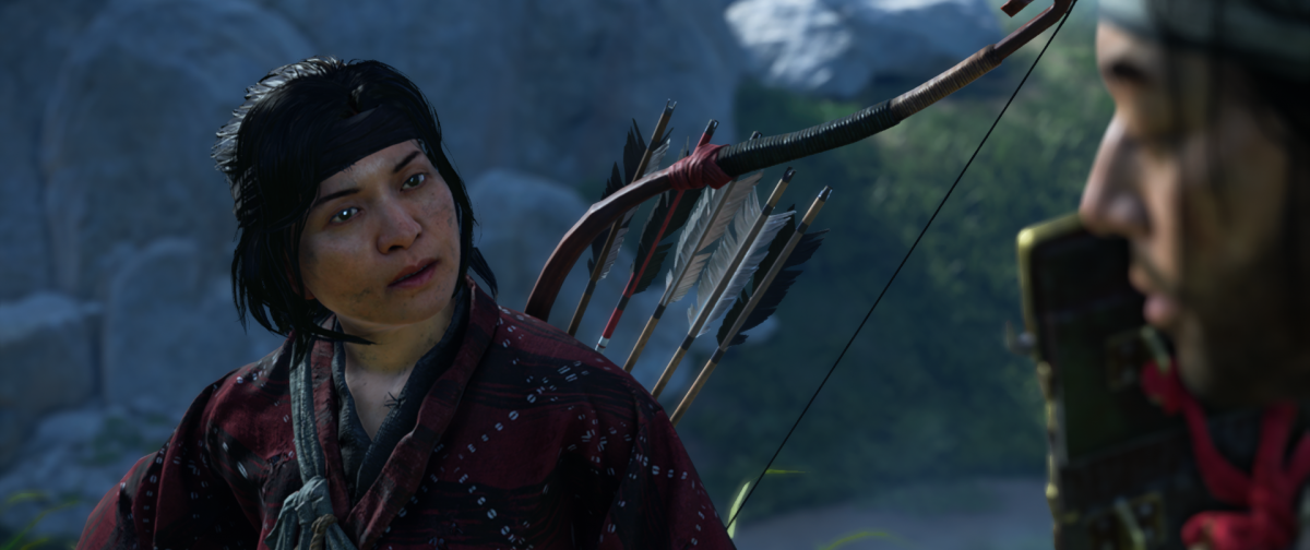 Review Ghost of Tsushima