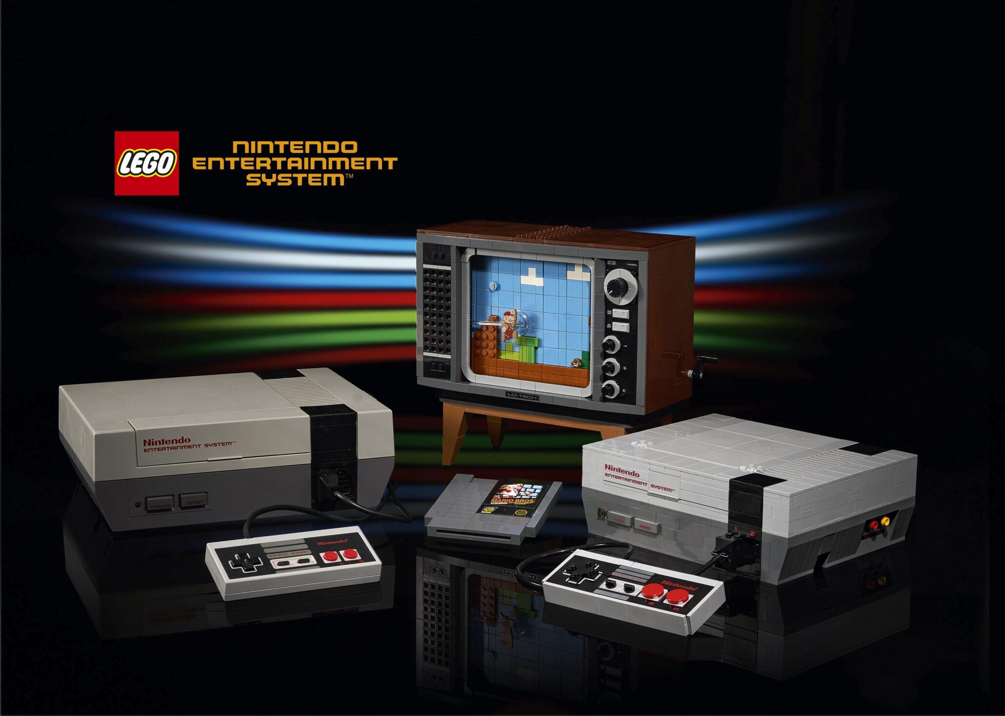 LEGO NES Pack