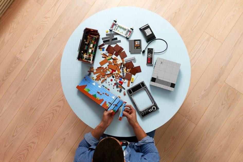 LEGO NES Pack set