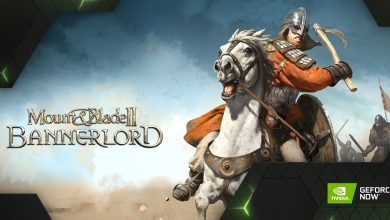 Mount and Blade II Bannerlord GeForce Now