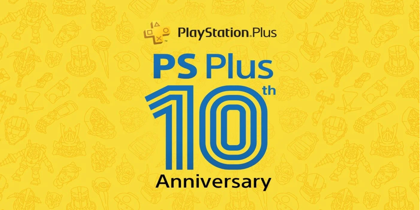 PlayStation Plus 10th Anniversary