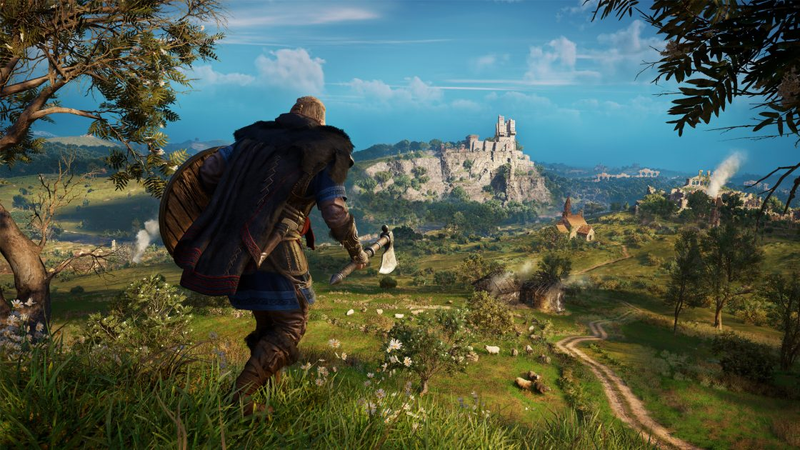 Preview Assassin's Creed Valhalla
