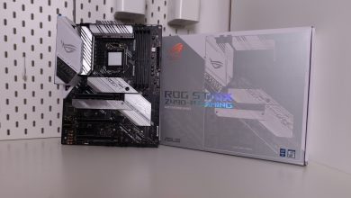 Photo of ROG Strix Z490-A Gaming este o bijuterie pentru Intel 10th Gen