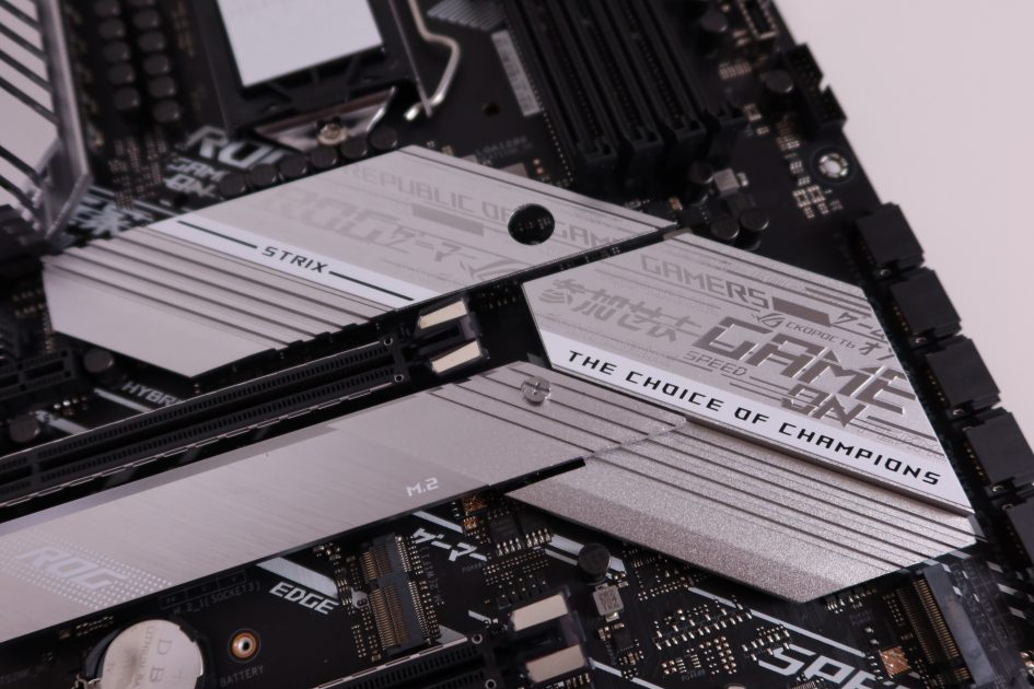 REVIEW ROG STRIX Z490-A GAMING