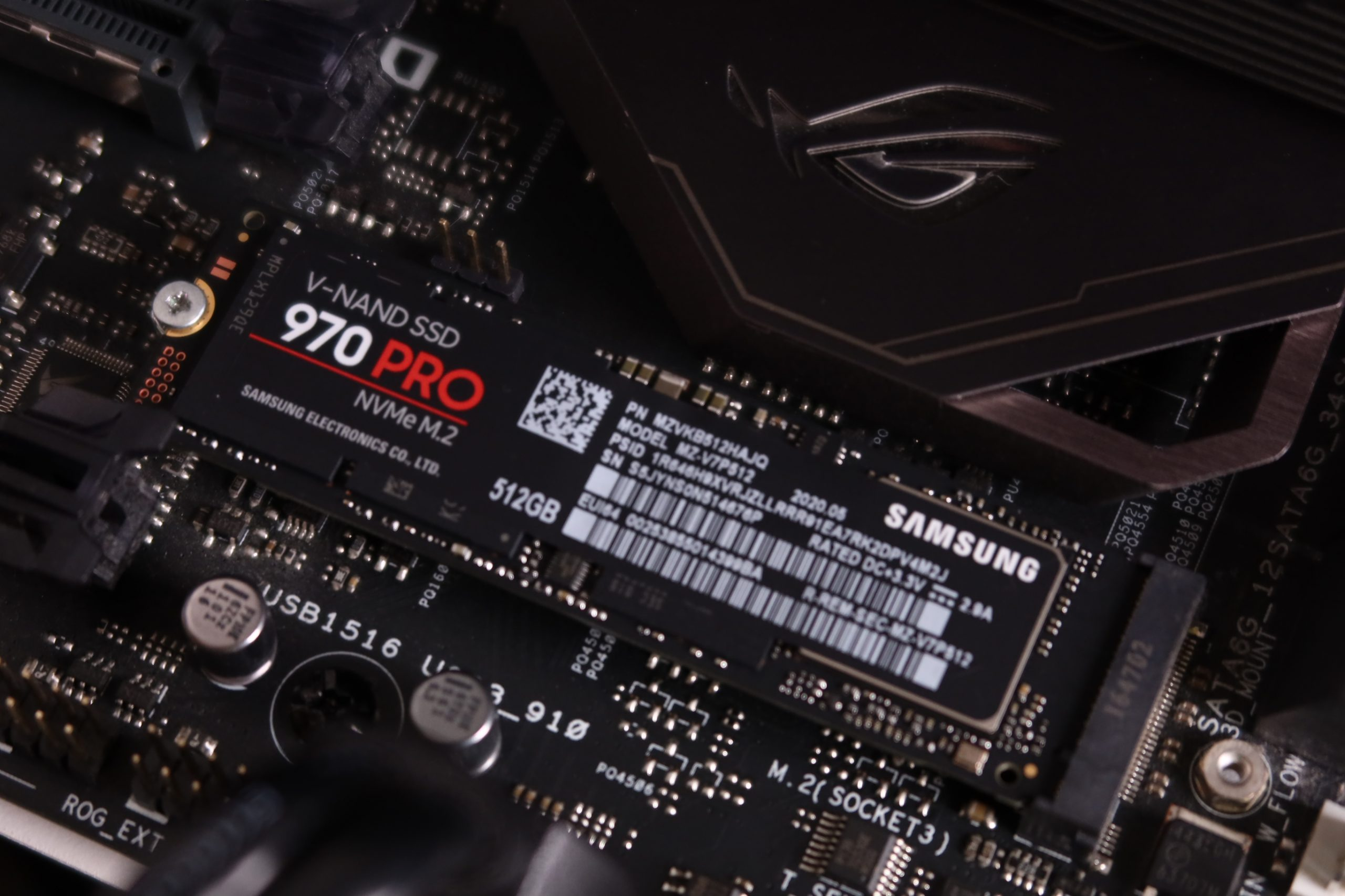 Review Samsung 970 PRO