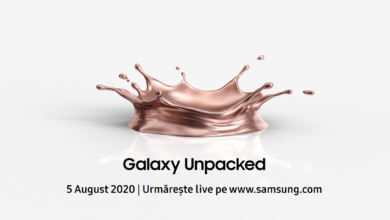 Samsung Galaxy Unpacked August 2020