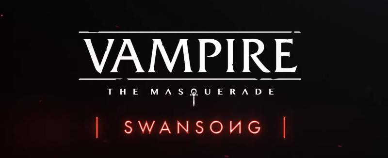 VTM Swansong