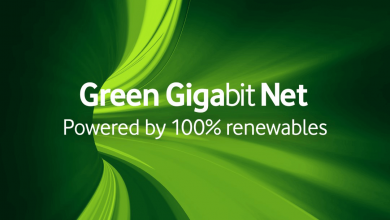 Vodafone Green Gigabit Net