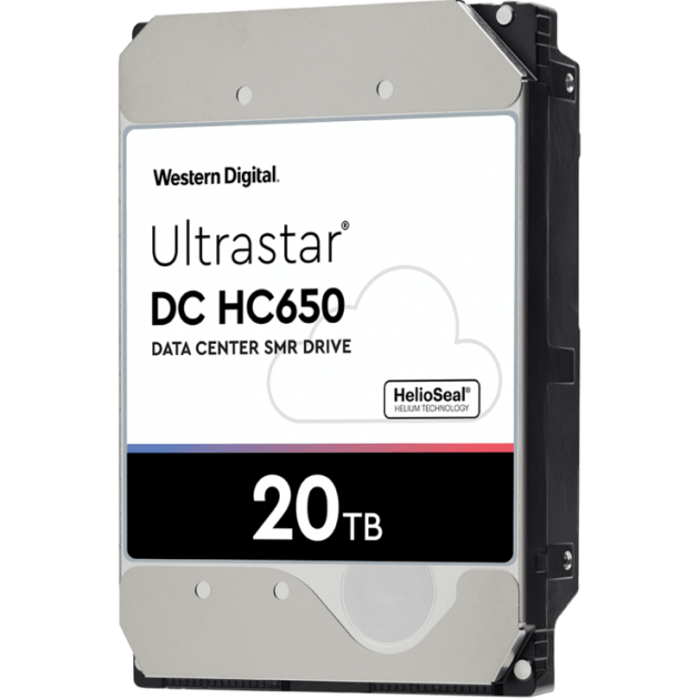 Western Digital Ultrastart 20TB