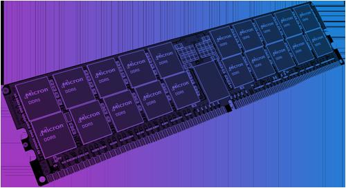 Modul Micron DDR5