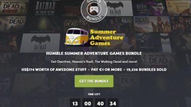 humble bundle adventure