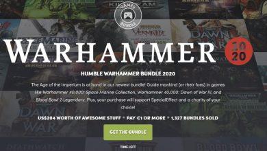 Photo of Humble Warhammer Bundle 2020