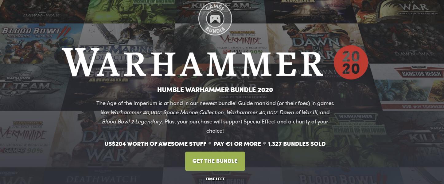 humble warhammer bundle