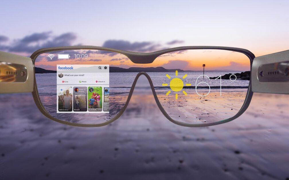 Apple Glass AR Concept