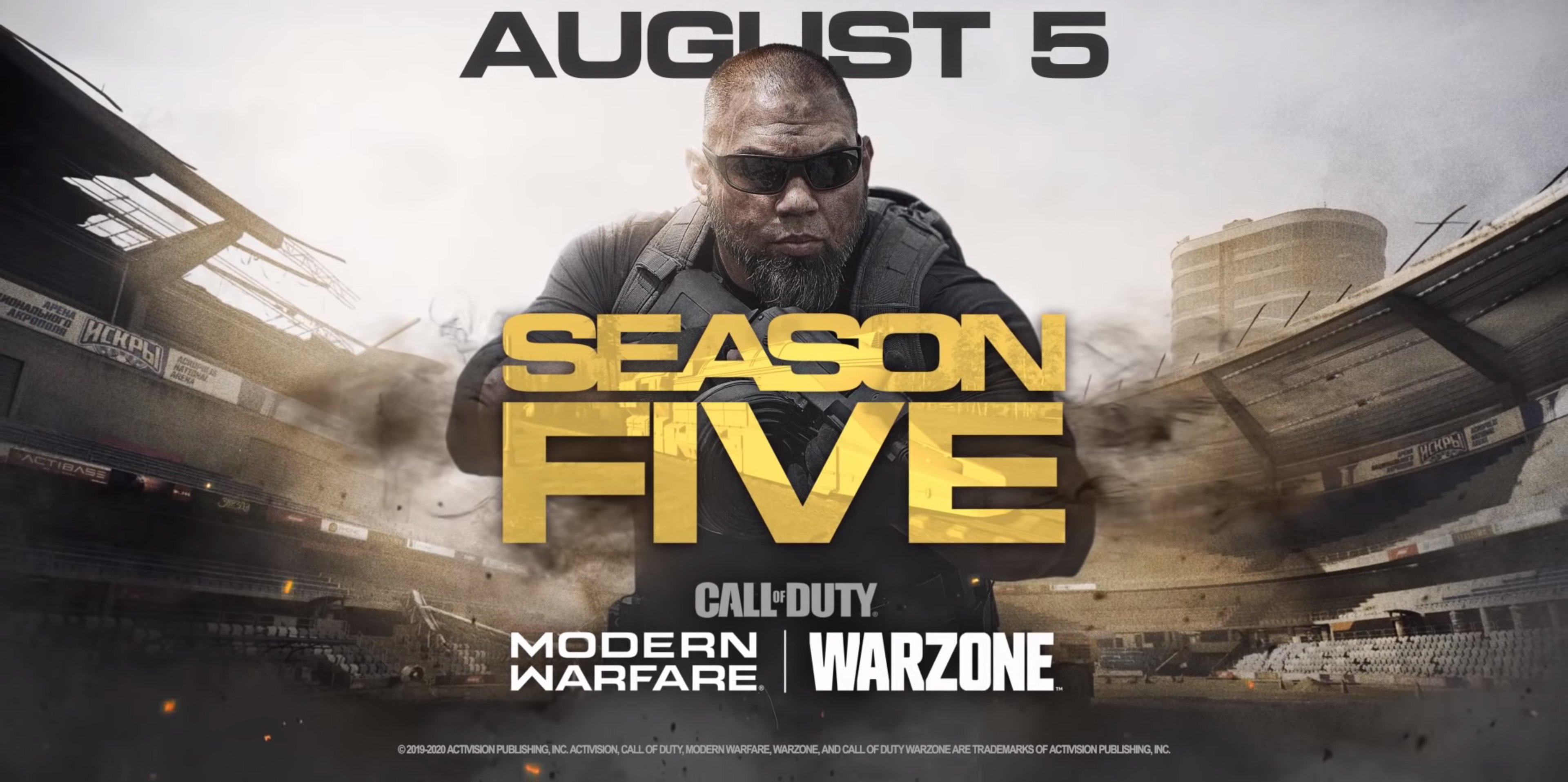 Call of Duty Modern Warfare Sezonul 5
