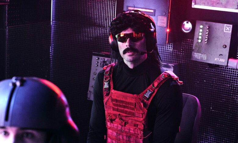 Dr Disrespect YouTube