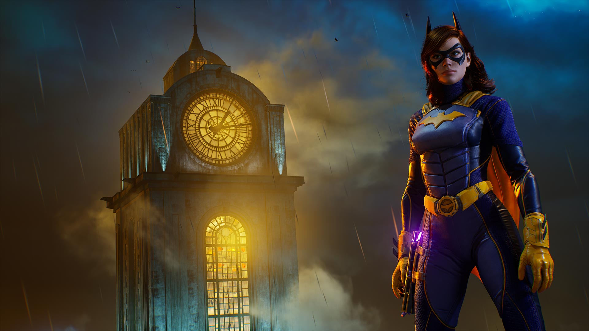 Gotham Knights Batgirl Feature