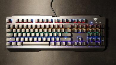Photo of Am testat Trust GXT 877 Scarr pentru a vedea cat de buna este o tastatura mecanica accesibila