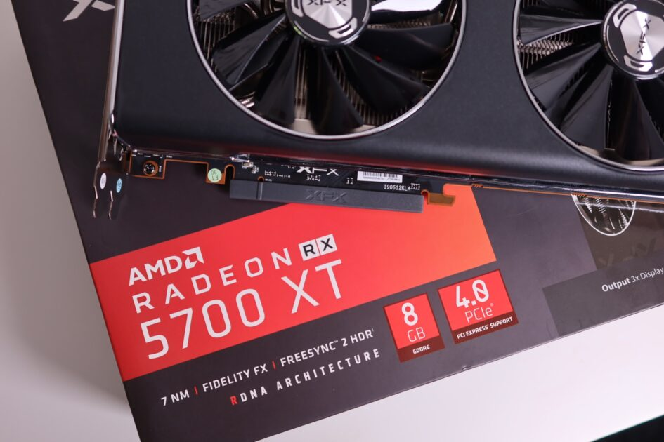Review XFX AMD Radeon RX 5000 Series