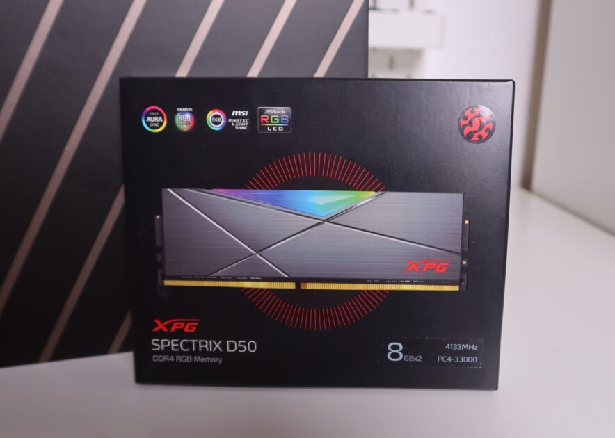 Review ADATA XPG Spectrix D50