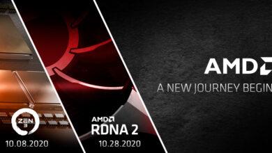 Photo of AMD a dezvaluit data oficiala de lansare a noilor procesoare si placi video