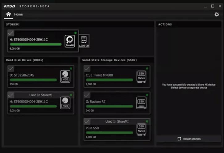 AMD StoreMI v2 Beta