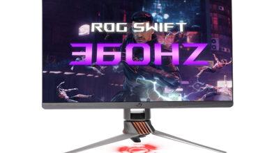 Photo of ASUS anunta primul monitor de gaming din lume cu rata de 360Hz