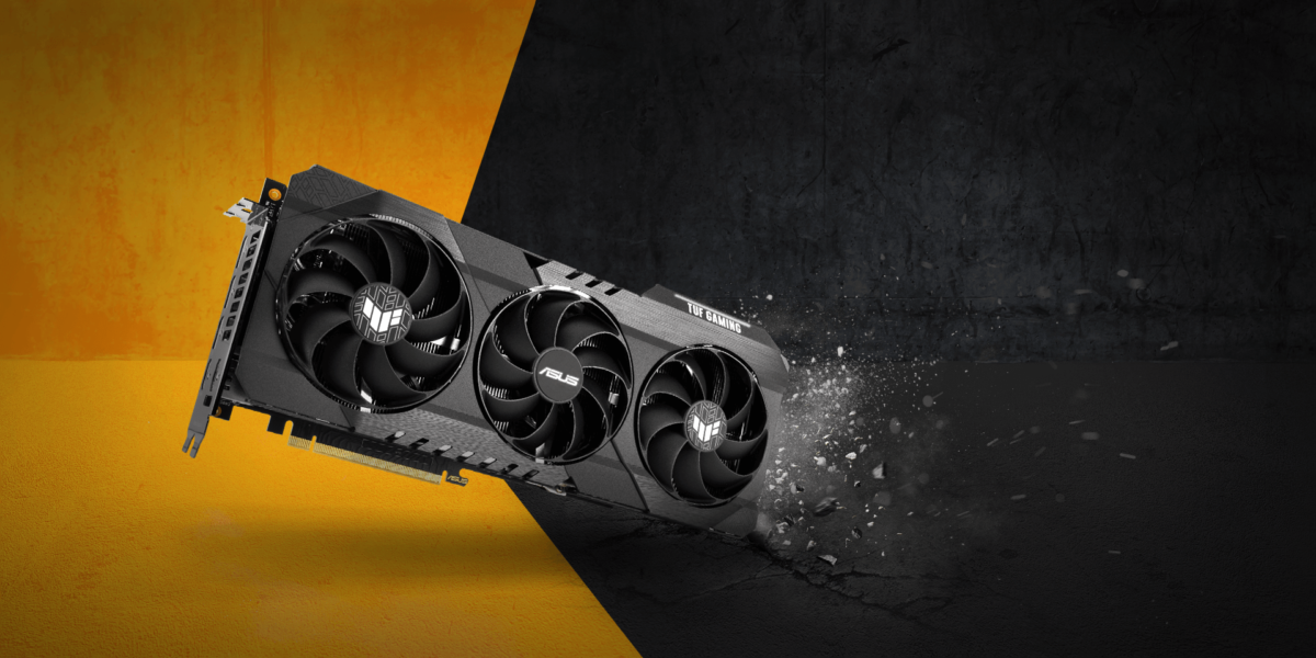 ASUS TUF Gaming GeForce RTX 3090 Feature