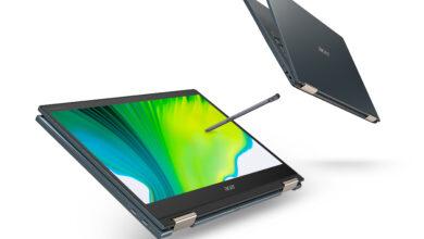 Photo of Acer anunta noul Spin 7 echipat cu procesor Qualcomm Gen 2 5G