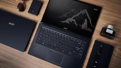 Photo of MSI isi schimba logo-ul si prezinta prima serie de laptop-uri business