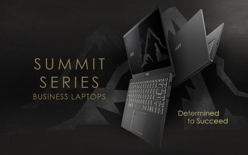MSI Summit Series Feature