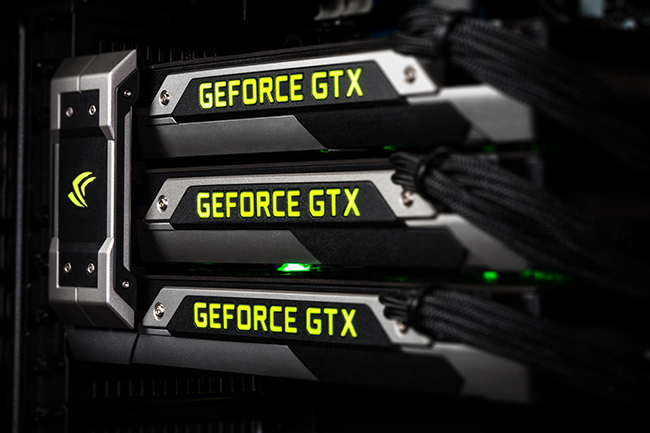 NVIDIA GeForce GTX Titan 3way SLI
