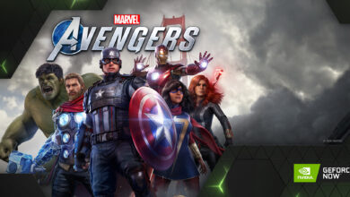 Photo of Marvel's Avengers vine acum si pe GeForce Now