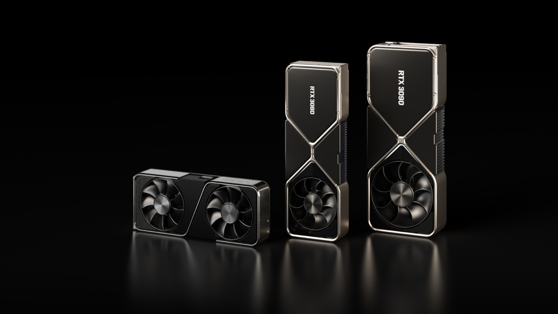 NVIDIA RTX 3090 RTX 3080 RTX 3070