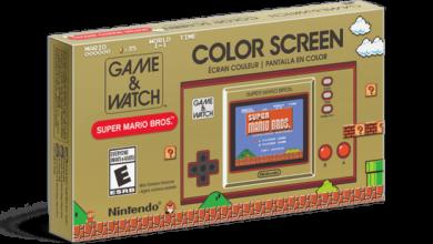 Photo of Nintendo a lansat o noua consola portabila in editie aniversara