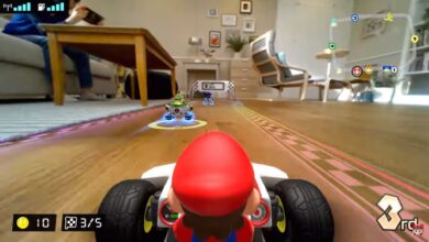 Photo of Nintendo iti transforma sufrageria intr-un circuit pentru Mario Kart