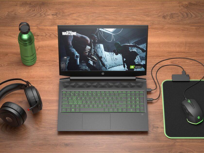 HP Pavilion 16 Gaming PC Garage NVIDIA