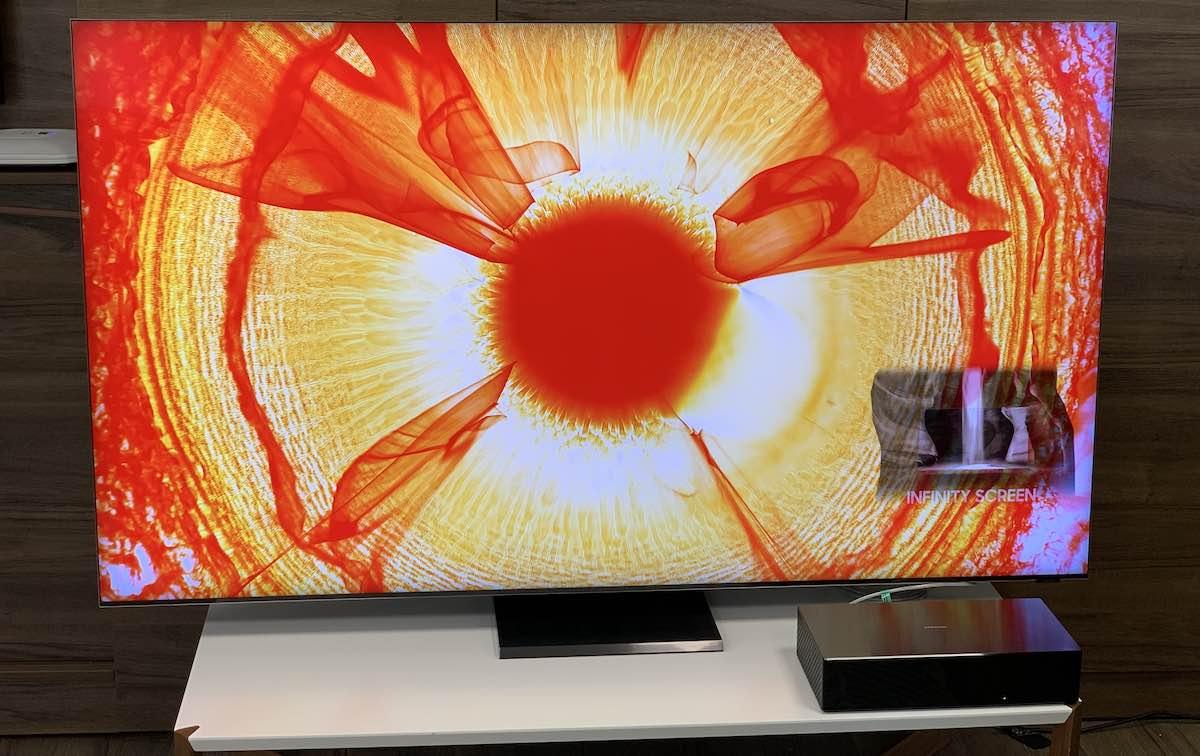 QLED 2020 8K TV