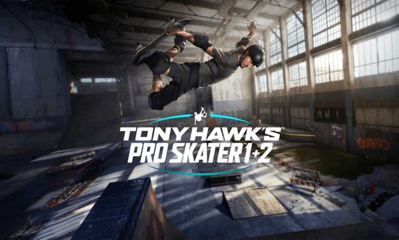 Review Tony Hawk's Pro Skater 1 + 2