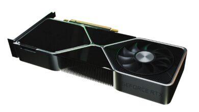 Photo of NVIDIA anunta data oficiala de lansare GeForce RTX 3070