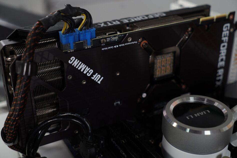 Review ASUS TUF Gaming GeForce RTX 3090