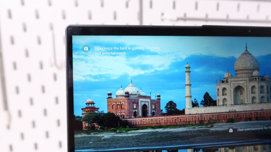 Review Lenovo IdeaPad Slim 7 AMD Ryzen 7 4800U